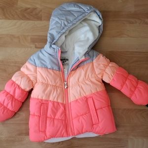 OshKosh 3T Winter Coat NWT
